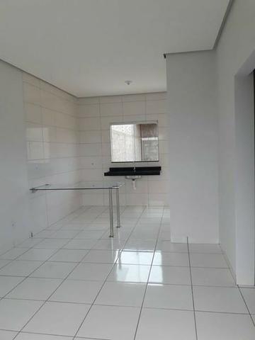 Casa nova, 2 quartos, Bairro: Porto seguro II Açailandia-MA - Foto 3