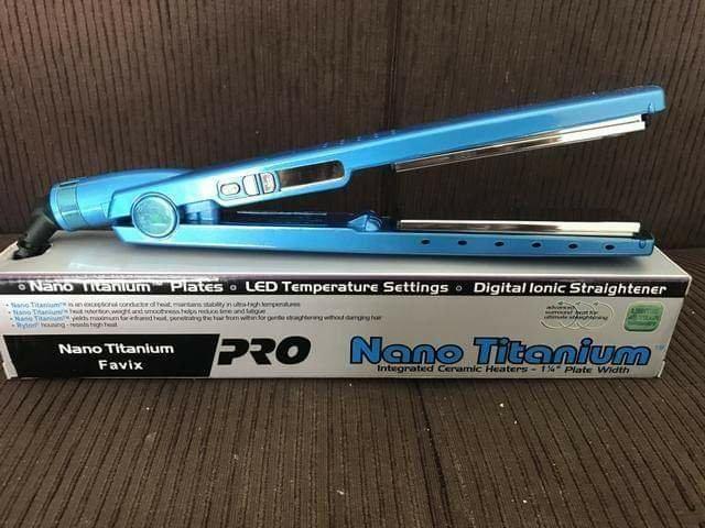 Chapinha Nano Titanium Pro