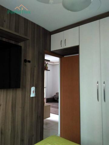 Apartamento à venda com 2 dormitórios em Morada de laranjeiras, Serra cod:4278 - Foto 9