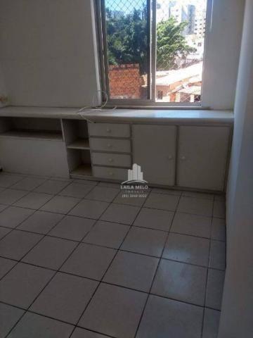 Apartamento com 3 dormitórios à venda, 120 m² por r$ 420.000 - meireles - fortaleza/ce - Foto 15