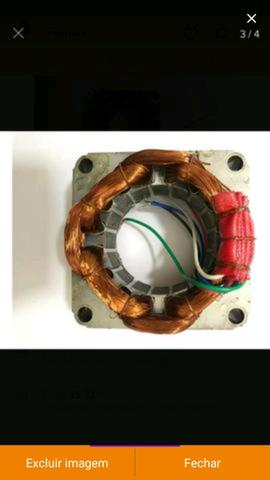 Vendo bobinas ventilador