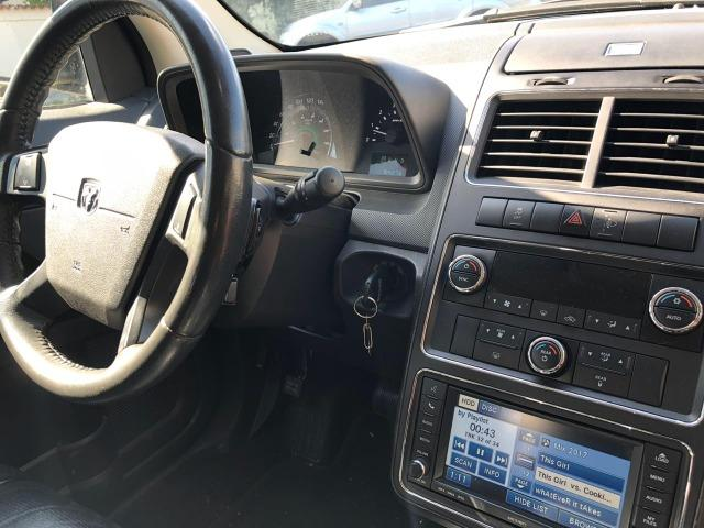 Dodge Journey SXT, 7 Lugares, Bancos de Couro, 2010 - Foto 9