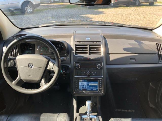 Dodge Journey SXT, 7 Lugares, Bancos de Couro, 2010 - Foto 7