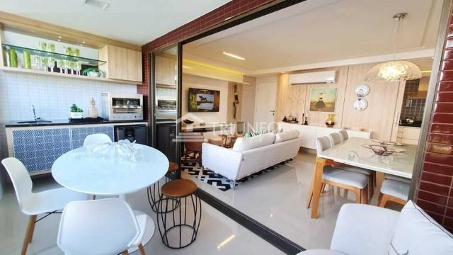 (EXR40314) 123m²: Apartamento à venda no Cocó com 3 suítes - Foto 3