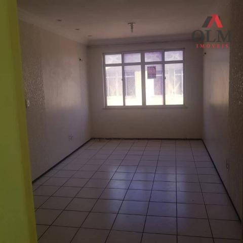 Apartamento com 2 dormitórios à venda, 57 m² por R$ 144.000 - Messejana - Fortaleza/CE - Foto 3
