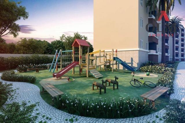 Apartamento residencial à venda, Parque Santa Maria, Fortaleza. - Foto 8