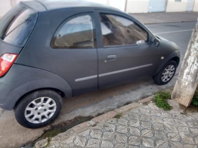 Ford ka zetec rocam básico vendo ou troco - Foto 11