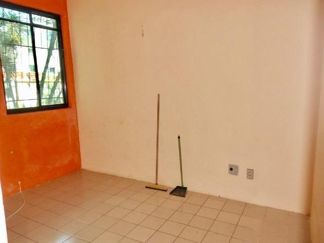 Apartamento Térreo nas Cajazeiras próximo a BR116, 69m, 3 quartos - Foto 12
