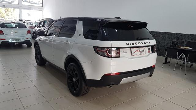 LAND ROVER DISCOVERY SPORT 2015/2016 2.0 16V TD4 TURBO DIESEL HSE 4P AUTOMÁTICO - Foto 5