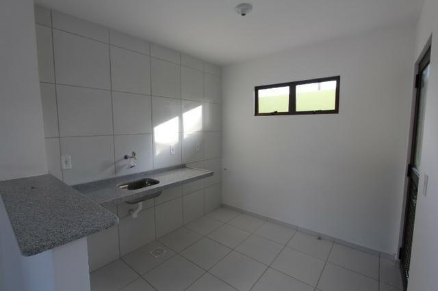 Dupléx Novo em Condomínio, Passaré, 70m2, 2 Suítes, Varanda, Quintal e 1 Vaga - Foto 8