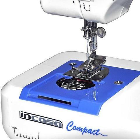 Máquina De Costura Compact Bivolt - Foto 4