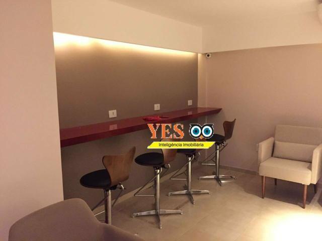 Yes Imob - Flat Decorado - Centro - Foto 3