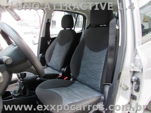 Fiat Uno Attractive 1.0 Flex - Ano 2016 - Bem Conservado - Foto 5