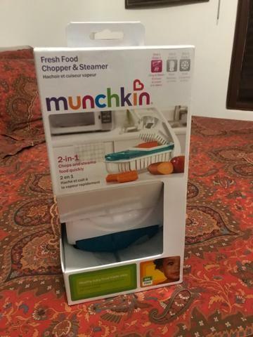 Cortador e Aquecedor de Alimentos Munchkin - Foto 5