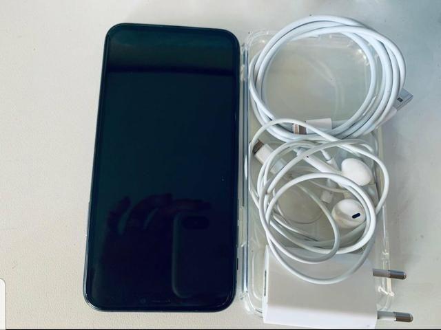 Iphone xs de 64gb preto - Foto 2