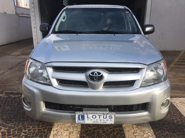 Toyota - Hilux 2.5 Sr 4x4 conservada!!! - Foto 2