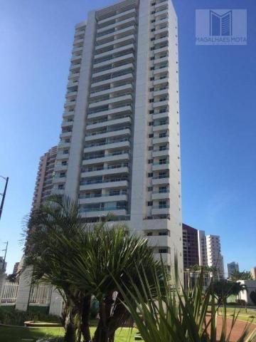 Apartamento com 3 dormitórios à venda, 150 m² por R$ 930.000 - Aldeota - Fortaleza/CE