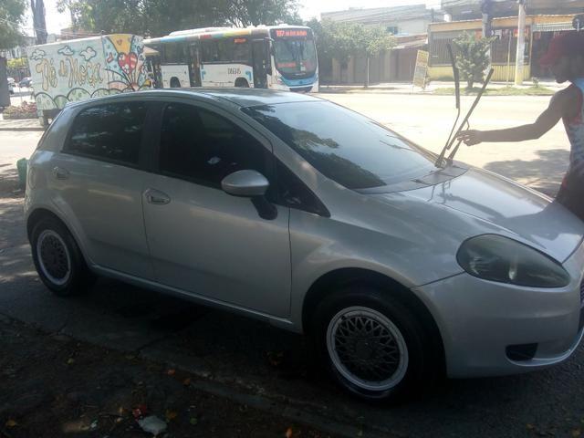 Fiat Punto HLX 1.8 com GNV completo - Foto 5
