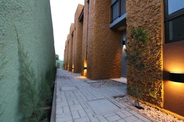 Dupléx Novo em Condomínio, Passaré, 70m2, 2 Suítes, Varanda, Quintal e 1 Vaga - Foto 4