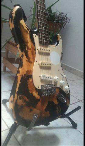 Guitarra Fender Squer preço imperdível