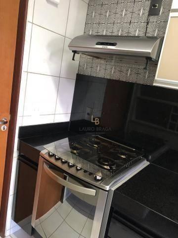 Edf. Vivart Apartamento com 3 dormitórios à venda, 83 m² por R$ 420.000 - Jatiúca - Maceió - Foto 3