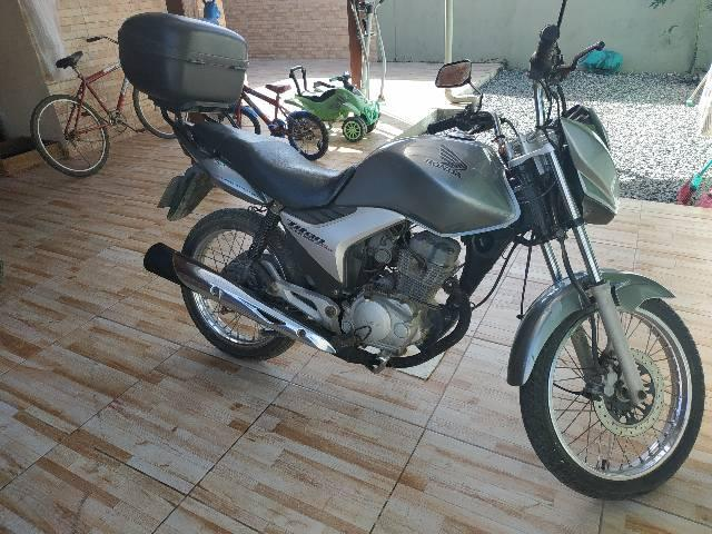 Honda CG Titan 150cc ESD ano 2011