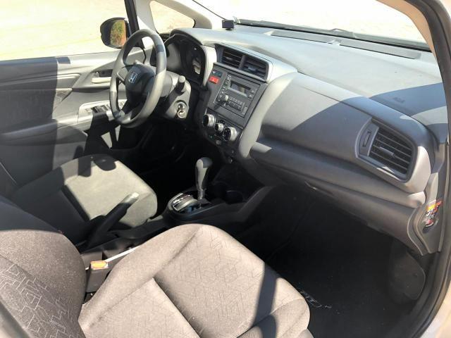 Fit LX CVT automático 2015, com apenas 19000 km . 2º dono retirado na Kaisen - Foto 8