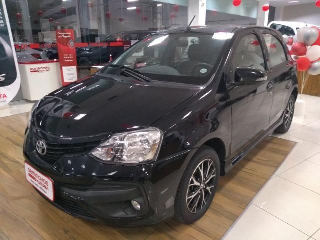 Toyota etios 1.5 platinum 16v flex 4p automatico - Foto 3