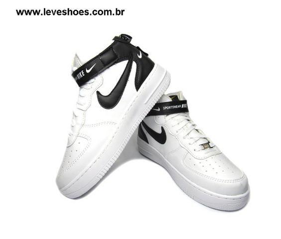 Tênis Nike Bota Air Force TM - Foto 3