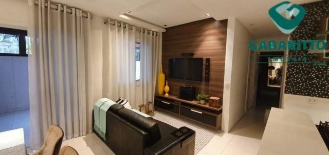Apartamento à venda com 2 dormitórios em Guaira, Curitiba cod:91224.001 - Foto 4