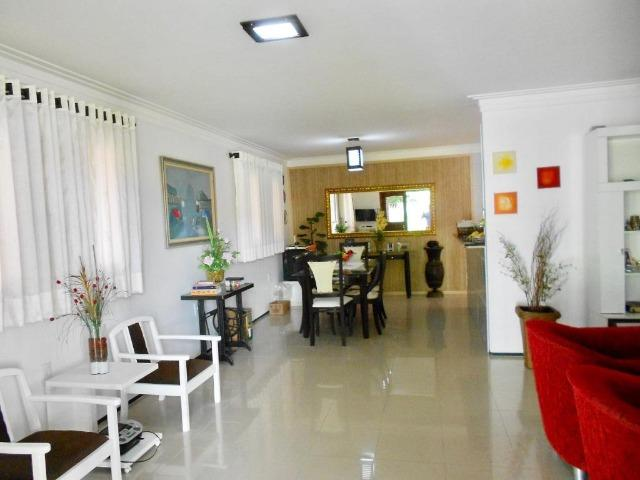 Casa em Cond no Eusébio - 313m² - 4 Suítes - 4 Vagas (CA0670) - Foto 15