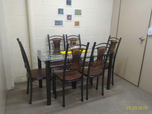 Mesa Lia 6 cadeiras