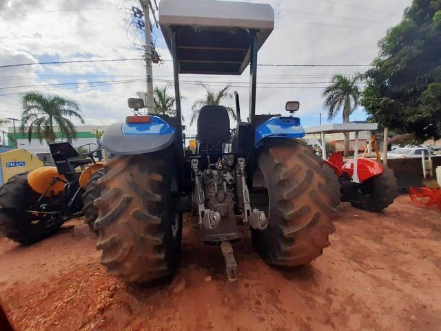 Trator New Holland TM 150 ano 2003 - Nova Andradina - MS - Foto 3