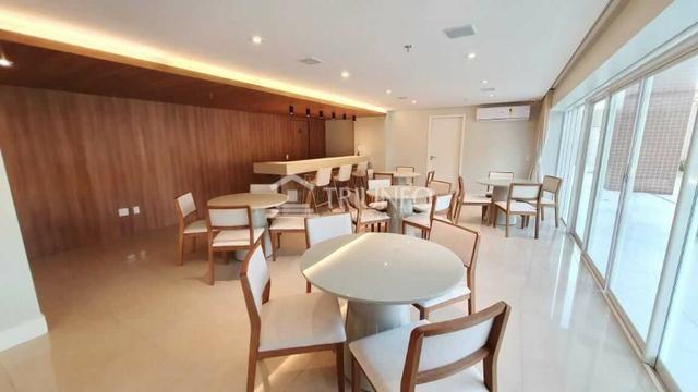 (EXR41818) Apartamento à venda no Luciano Cavalcante de 119m² com 3 suítes e 2 vagas - Foto 3
