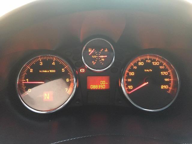 Peugeot 207 XS Aut GNV 5ª G 16m3 Muito Novo de Mulher - Foto 8