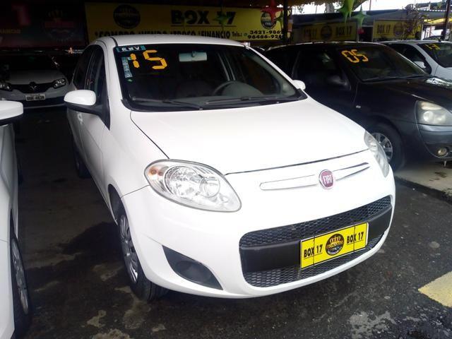 Fiat Palio Completa + GNV Ent de 3.000,00 +48x 729,00 IPVA 2020 Grátis - Foto 2