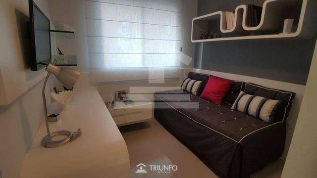 (EXR25988) Apartamento à venda no Luciano Cavalcante de 70m² com 3 quartos e 2 vagas - Foto 6