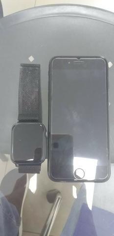Iphone 7 32g + apple watch 4