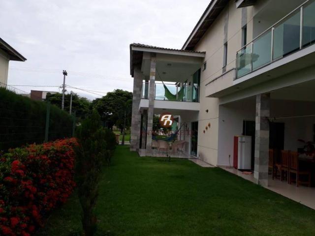 Casa com 4 dormitórios à venda, 30 m² por R$ 1.500.000,00 - Condomínio Alphaville Fortalez - Foto 3