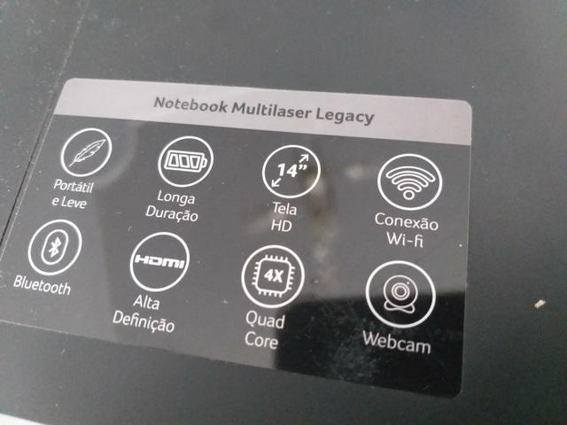 Ultrabook QuadCore NOVINHO Novo - Foto 6
