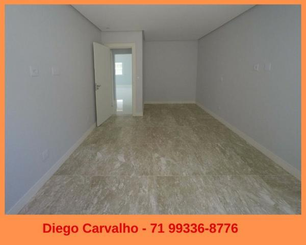 Casa 4 Suites em Alphaville II - Fina acabamento (1) - Foto 6