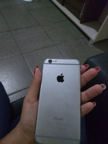 IPhone 6s 64g prata