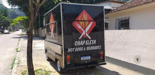 Kombi food truck toda equipada  - Foto 8