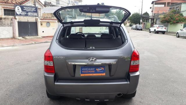 Hyundai tucson 2.0 mpfi gls base 16v 143cv 2wd flex 4p automático 2016 - Foto 4