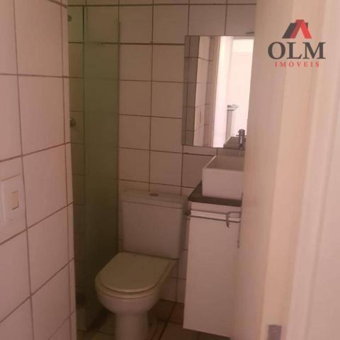 Apartamento com 2 dormitórios à venda, 57 m² por R$ 144.000 - Messejana - Fortaleza/CE - Foto 7