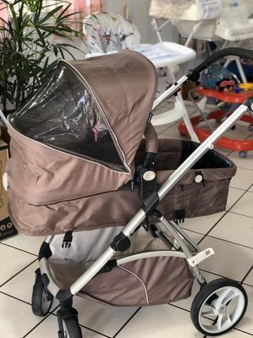Carrinho de bebê Dzieco Malu - Foto 4