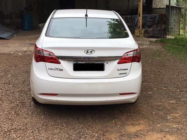 Hyundai Hb20s 1.6 Confort Plus 16V Flex Automático - Foto 4