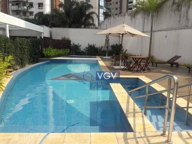 Apartamento com 1 dormitório à venda, 52 m² por R$ 525.000,00 - Vila Regente Feijó - São P