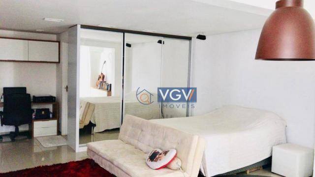 Apartamento com 1 dormitório à venda, 52 m² por R$ 525.000,00 - Vila Regente Feijó - São P - Foto 11