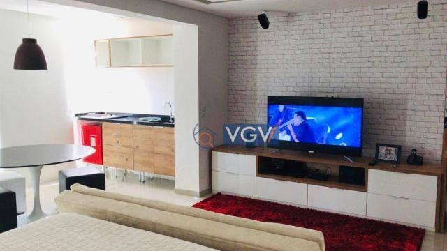 Apartamento com 1 dormitório à venda, 52 m² por R$ 525.000,00 - Vila Regente Feijó - São P - Foto 10
